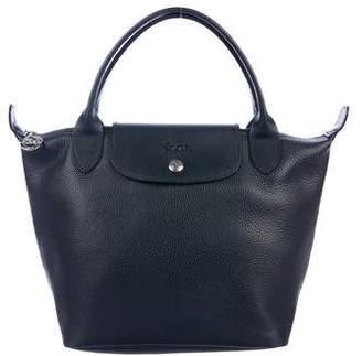 bd8e13ee6f Longchamp Le Pliage Leather Tote