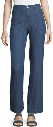A.P.C. Seaside High-Rise Jeans
