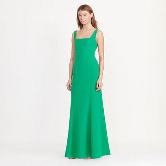 Ralph Lauren Cutout Crepe Dress $160 thestylecure.com