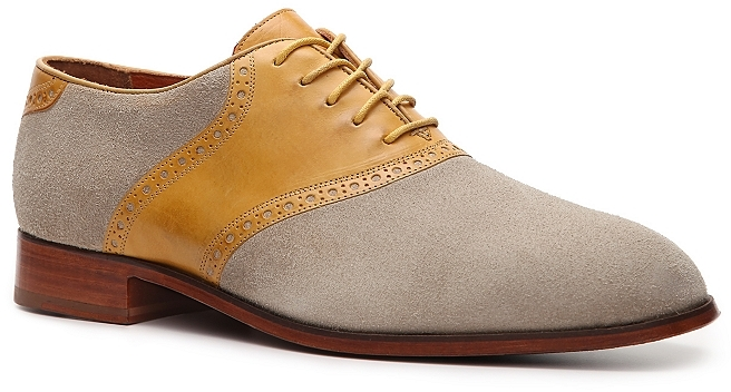 Florsheim by Duckie Brown Saddle Oxford