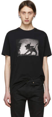 Coach 1941 Black Disney Edition Pinocchio T-Shirt