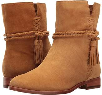 Frye Tina Whipstitch Tassel Women's Boots
