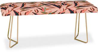 Deny Designs Holli Zollinger Elle Bird Bench