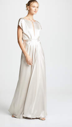 Zac Posen Zac Perry Gown