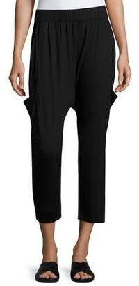 Eileen Fisher Lightweight Jersey Slouchy Pants, Petite