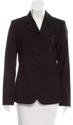 Ter Et Bantine Wool Notch-Lapel Blazer