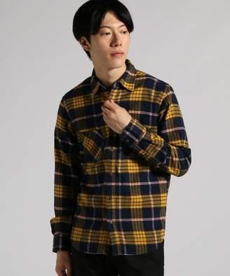 Gem Bony (ジェム ボニー) - ライトオン メンズ 【gembony】ビエラチェックワークシャツ メンズ