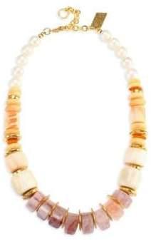 Lizzie Fortunato Pink Sands Necklace