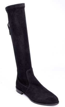 275 Central - 2622 - Suede Knee High Flat Boot