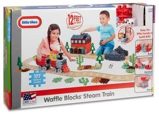 Little Tikes MGA Waffle Blocks Steam Train