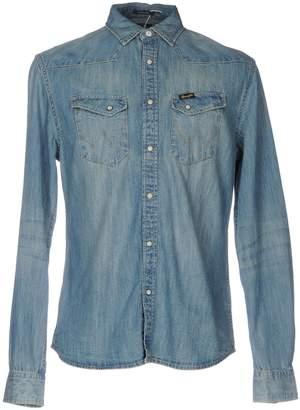 Wrangler Denim shirts - Item 42616819