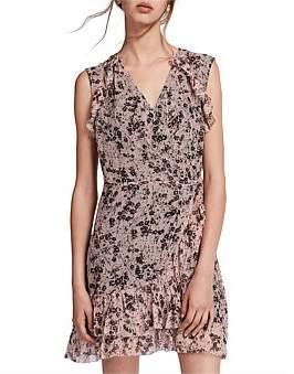 AllSaints Priya Petal Dress