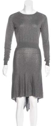 3.1 Phillip Lim Wool-Blend Sweater Dress