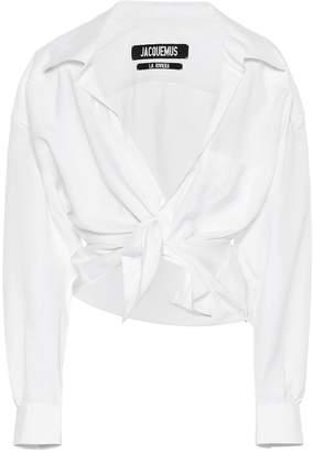 Jacquemus La Chemise Pavia shirt