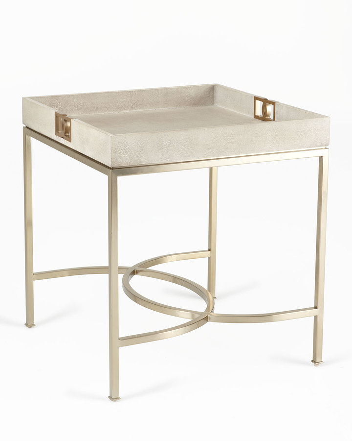 Bernhardt olita tray side table shopstyle home for Tray side table