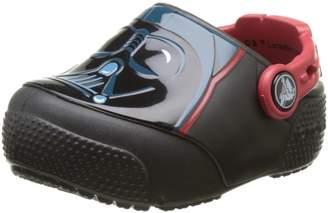 Crocs Boy's Crocsfunlab Lights Darth Vader Clog