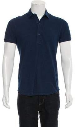 Orlebar Brown Short Sleeve Polo