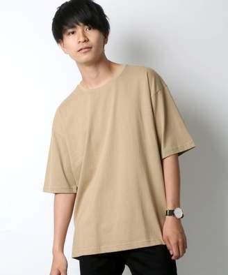 ラザル Lazar/ラザル 【WEB限定】 別注 ビッグシルエット無地Tシャツ