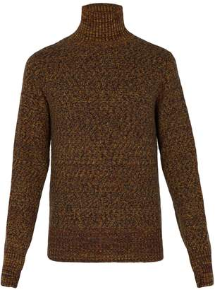Oliver Spencer Talbot wool roll-neck sweater