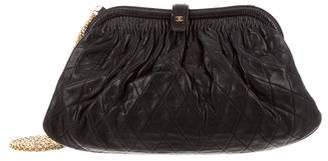 Chanel Lambskin Evening Bag