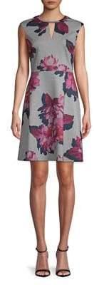 Tommy Hilfiger Floral A-Line Dress