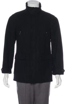 Burberry Wool Field Jacket