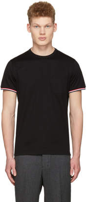 moncler black t shirt