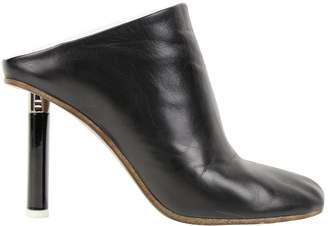 Vetements Leather heels