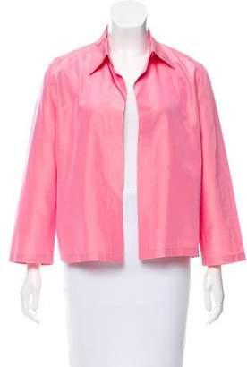 Max Mara Silk Lightweight Jacket