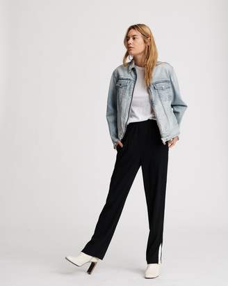 Rag & Bone Zip oversized jacket