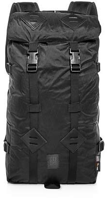 Topo Designs Klettersack Cordura® & Diamond Pattern Nylon Backpack