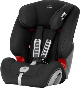 Britax Römer Romer car seat 9-36 kg EVOLVA 123 PLUS group 1/2/3
