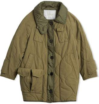 d90a6f80e1c8 Burberry Quilted Coats Kids - ShopStyle