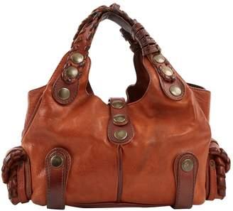 Chloé Silverado leather handbag