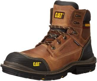 Caterpillar Men's Fabricate 6 Inch Tough WP CT Work Boot