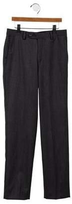Michael Kors Boys' Wool Dress Pants