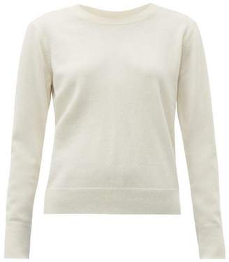 Altuzarra Fillmore Braided Cashmere Sweater - Womens - Ivory
