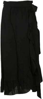 Etoile Isabel Marant Ruffled Maxi Skirt