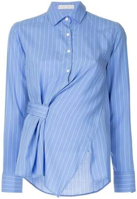Palmer Harding Palmer / Harding button down asymmetric shirt