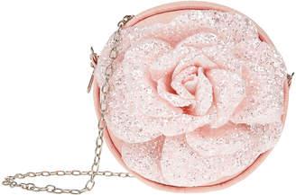 Monsoon Nora Encrusted Flower Round Bag
