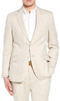 Kroon Jack AIM Classic Fit Linen Blazer