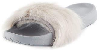 UGG Royale Toscana Fur Pool Slides