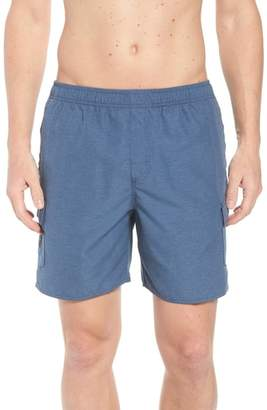 Quiksilver Waterman Collection Balance Volley Swim Trunks