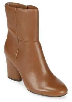 Saks Fifth Avenue Nita Leather Booties
