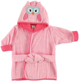 Baby Vision Luvable Friends Animal Face Bathrobe, 0-9 Months