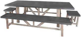 Garden Trading - Chilson Table, Bench & Stool Set