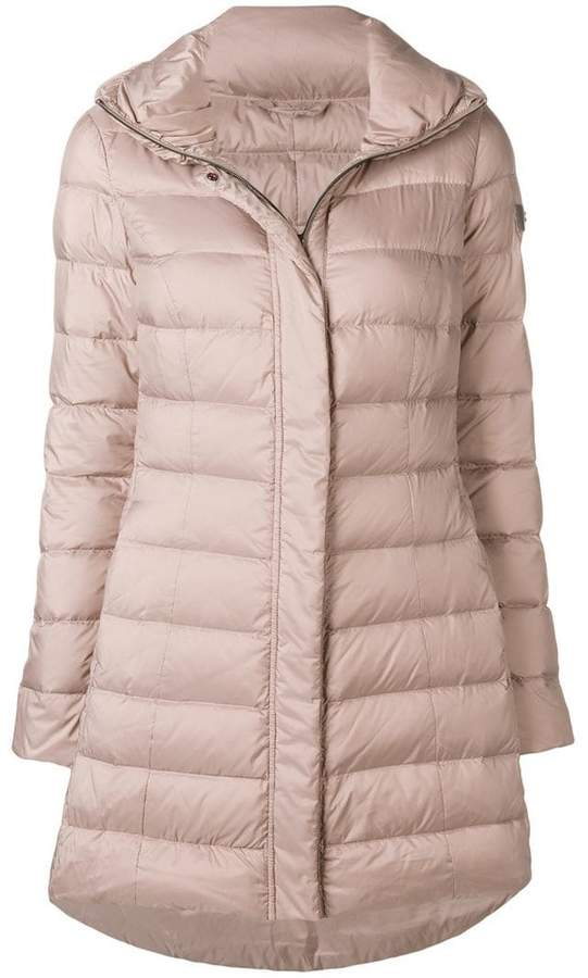 Peuterey hooded puffer coat