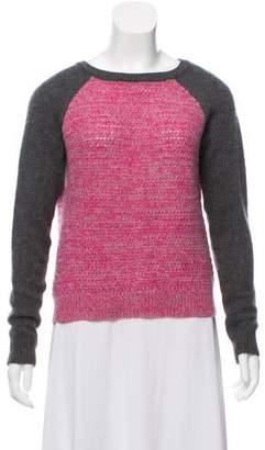 Diane von Furstenberg Crew Neck Cashmere Sweater