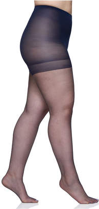 Berkshire Women Plus Size Ultra Sheer Control Top Hosiery, 4411