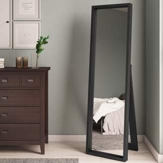 Simpli Farley Standing Shadow Box Decor Mirror